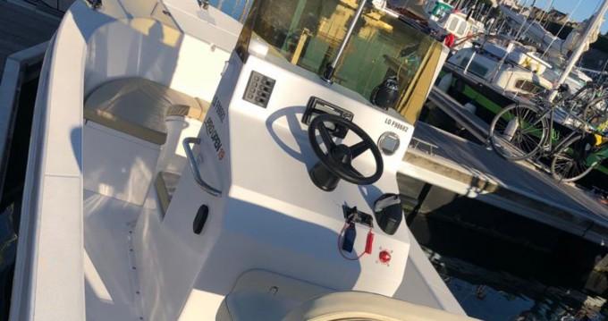 Rental yacht Larmor-Plage - Panga Ferret Pro Open 19 on SamBoat