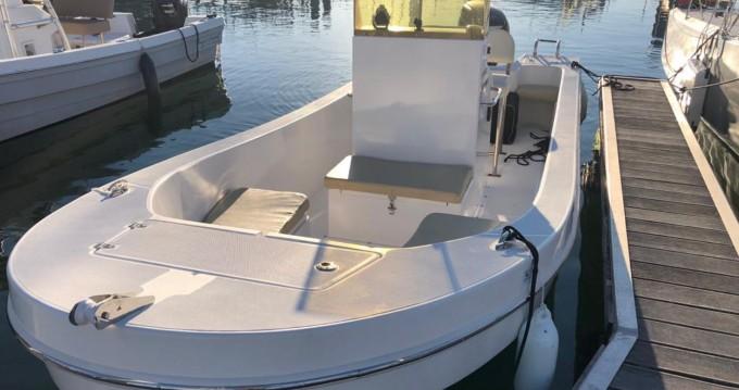 Boat rental Larmor-Plage cheap Pro Open 19