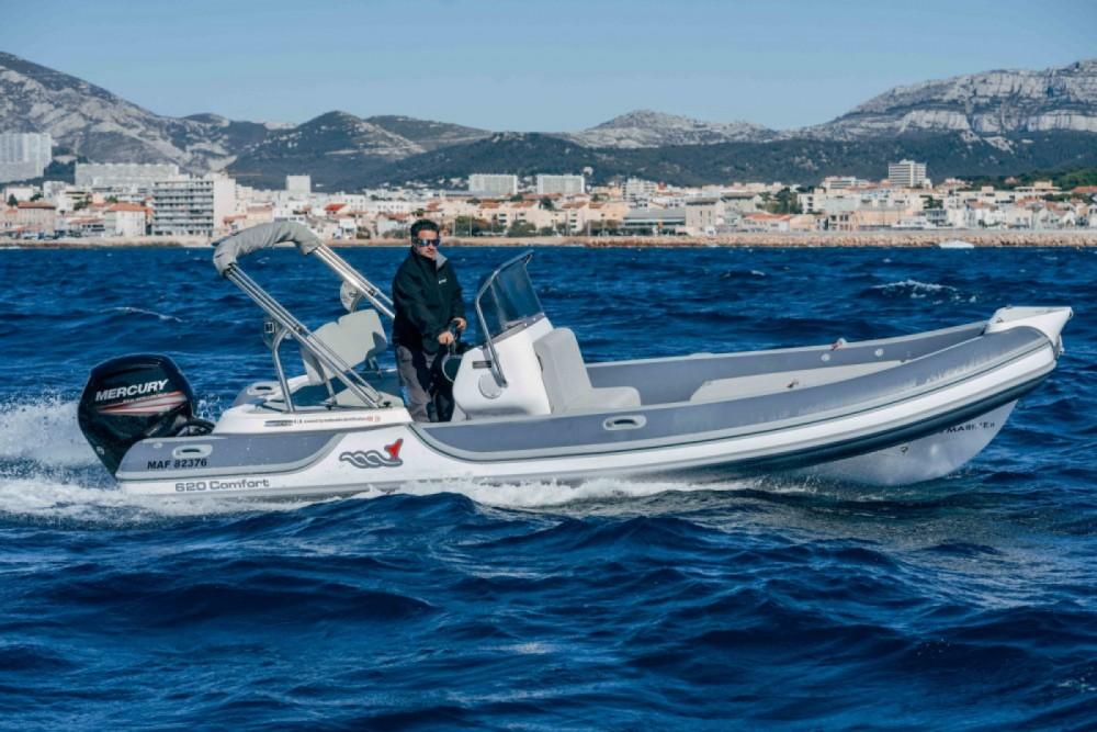 Boat rental MV Marine 620 in Marseille on Samboat