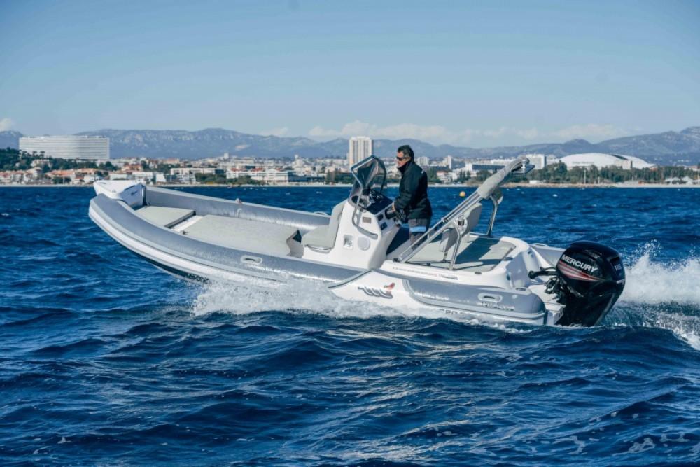 Rent a MV Marine 620 Marseille