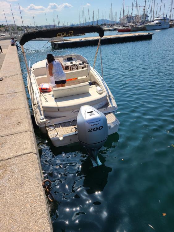 Rental yacht Marseille - Eolo 730 Day  on SamBoat
