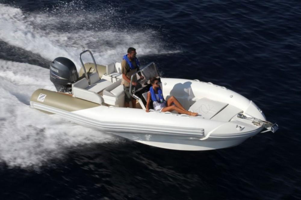 Rental yacht Marseille - Zodiac NZO 760 on SamBoat