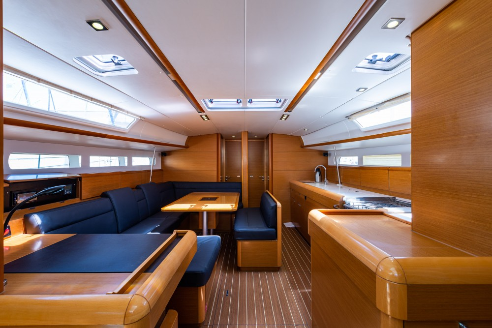 Rental Sailboat in Lefkada - Jeanneau Sun Odyssey 509