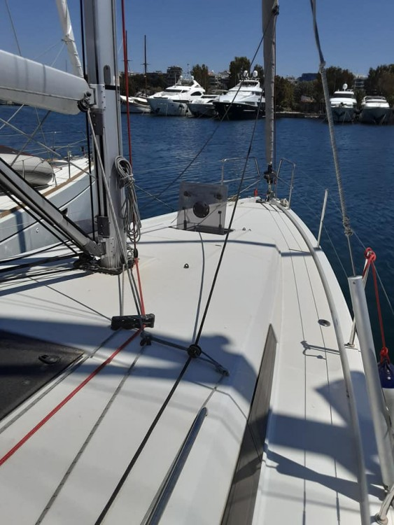 Rent a Jeanneau Sun Odyssey 410 Volos Municipality