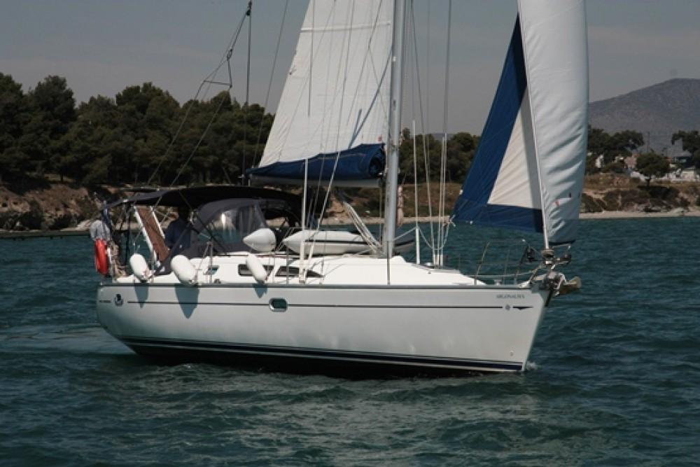 Rental Sailboat in Δήμος Βόλου - Jeanneau Sun Odyssey 37