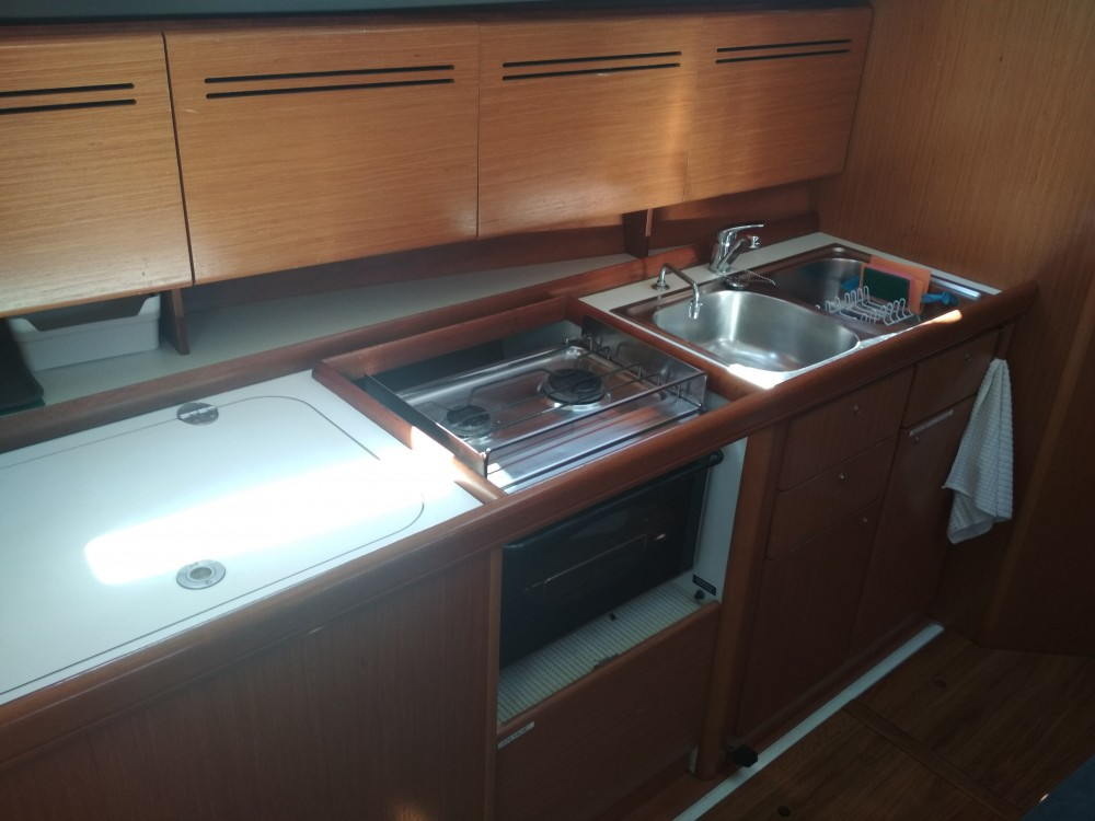 Rental yacht Volos Municipality - Bénéteau Cyclades 434 on SamBoat