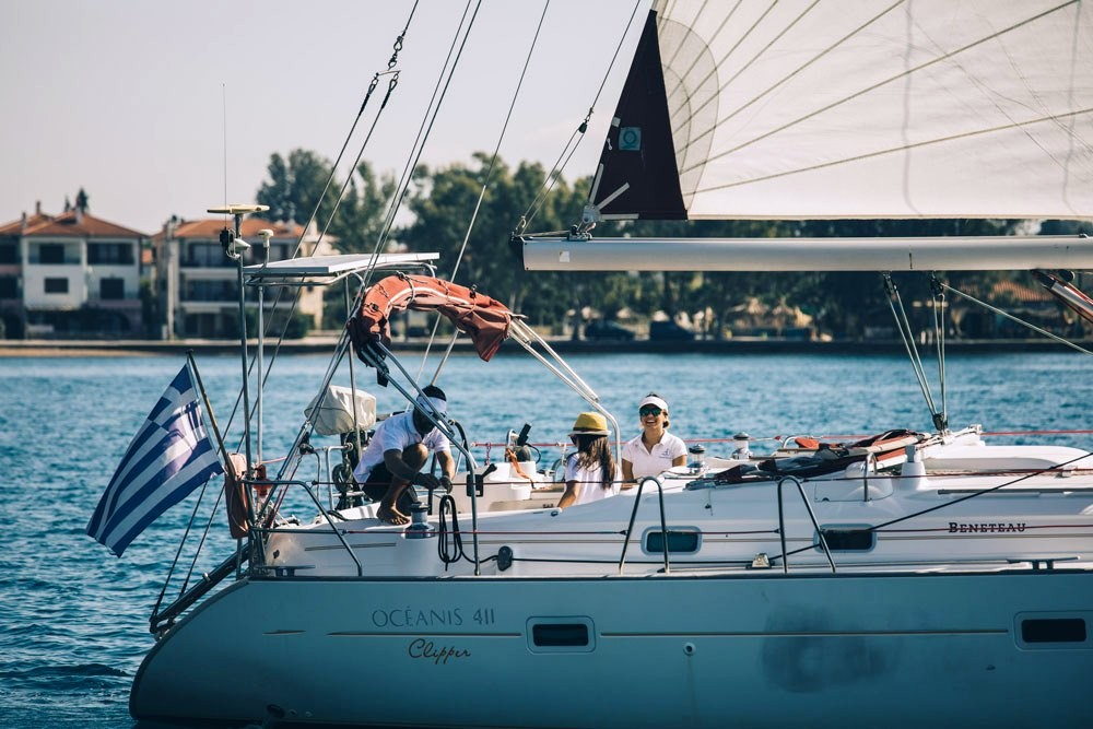 Hire Sailboat with or without skipper Bénéteau Volos Municipality