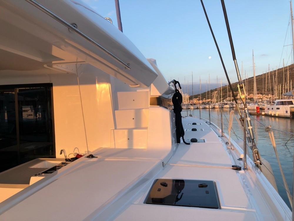 Boat rental Lagoon Lagoon 50 in Trogir on Samboat
