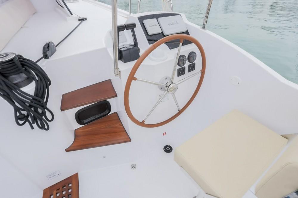 Rental Catamaran in Trogir -  Nautitech Open 40