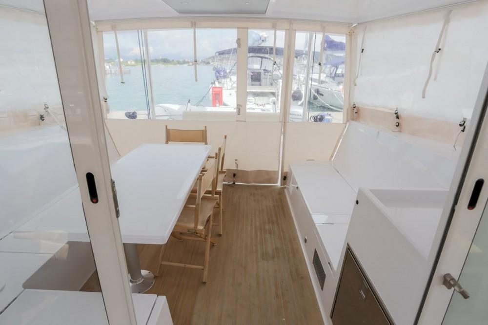 Boat rental Trogir cheap Nautitech Open 40