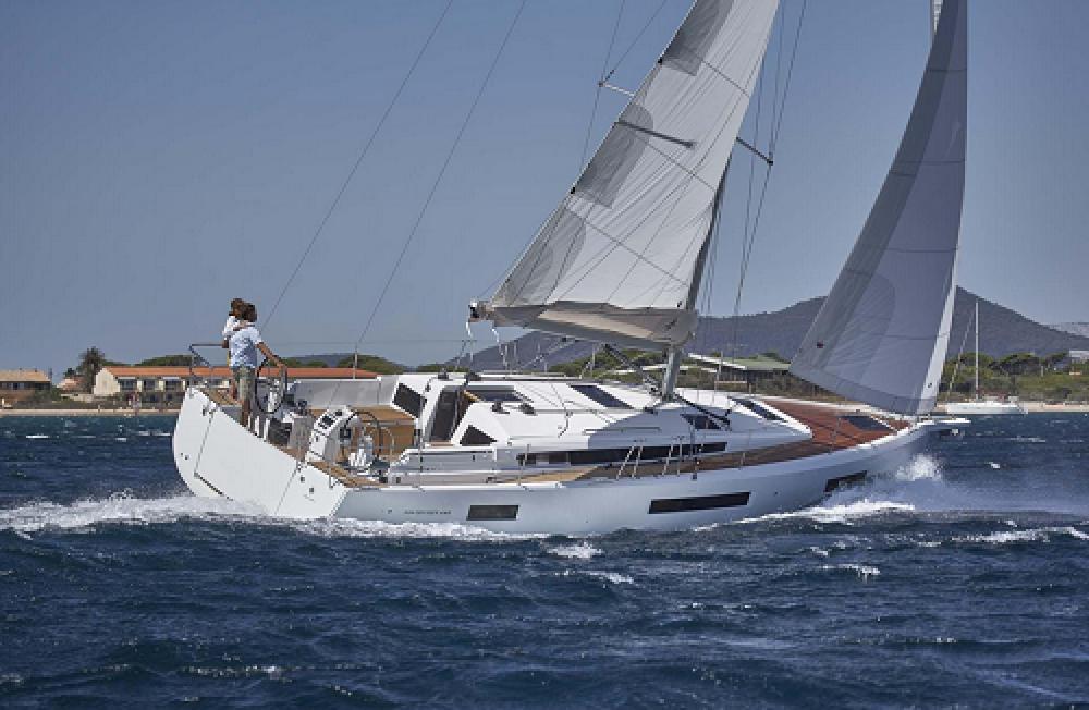 Boat rental Jeanneau - Sun Odyssey Sun Odyssey 440 in Trogir on Samboat