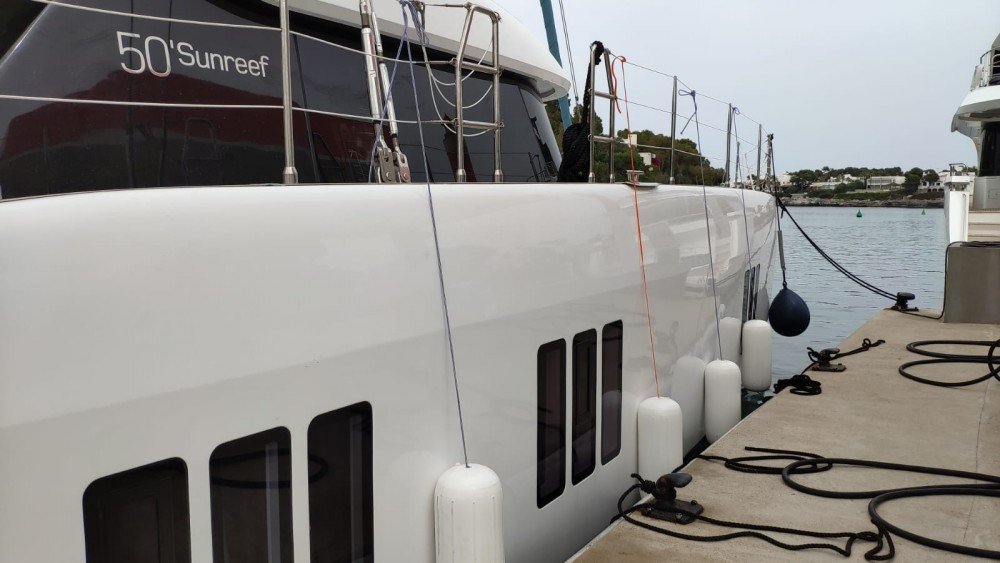 Rental yacht Trogir - Sunreef Sunreef 70 on SamBoat