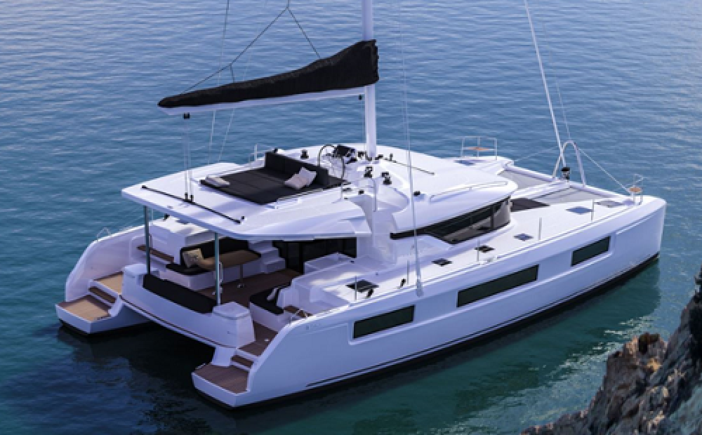 Rental yacht Trogir - Lagoon Lagoon 50 on SamBoat