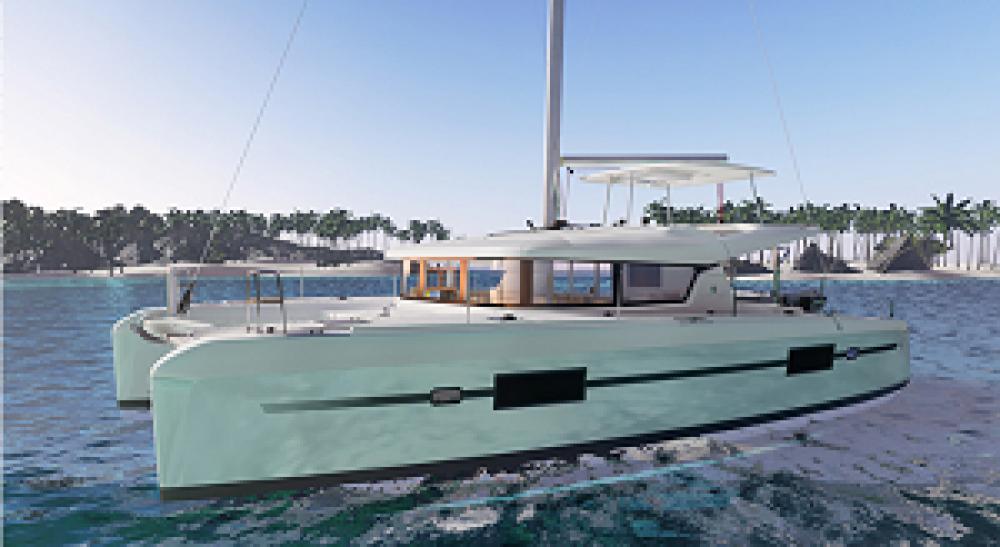 Boat rental Lagoon Catamaran Lagoon 42 in Trogir on Samboat