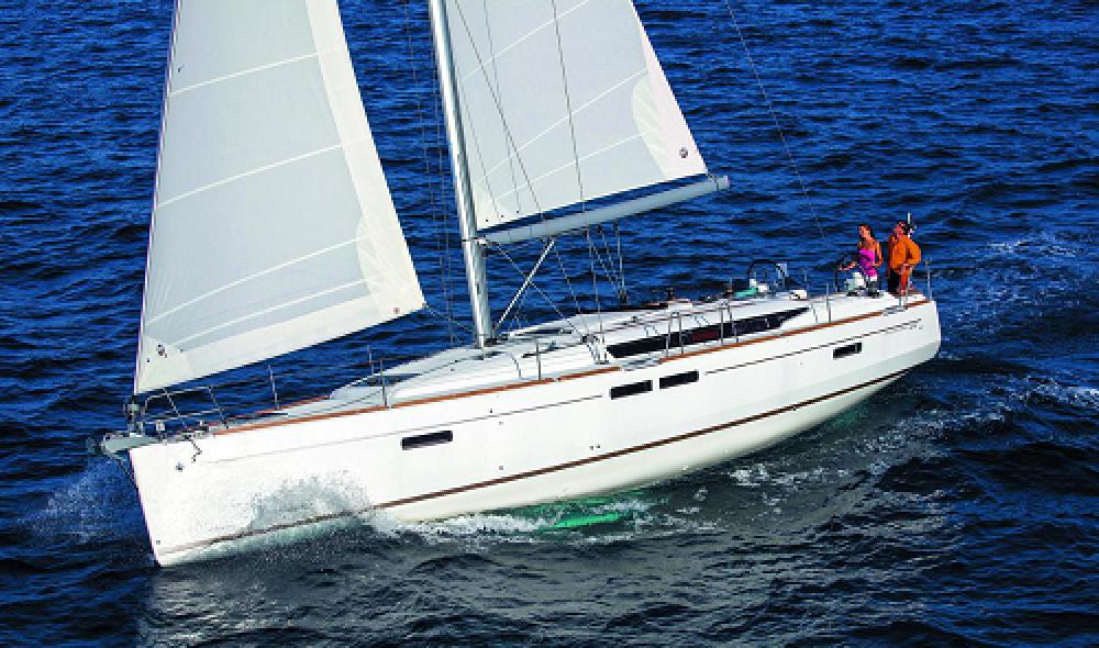 Boat rental Jeanneau Sun Odyssey 479 in Trogir on Samboat