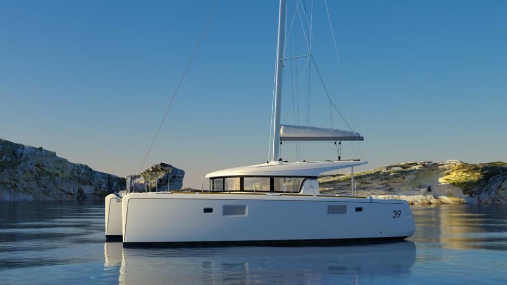 Rental Catamaran in Trogir -  Lagoon 39