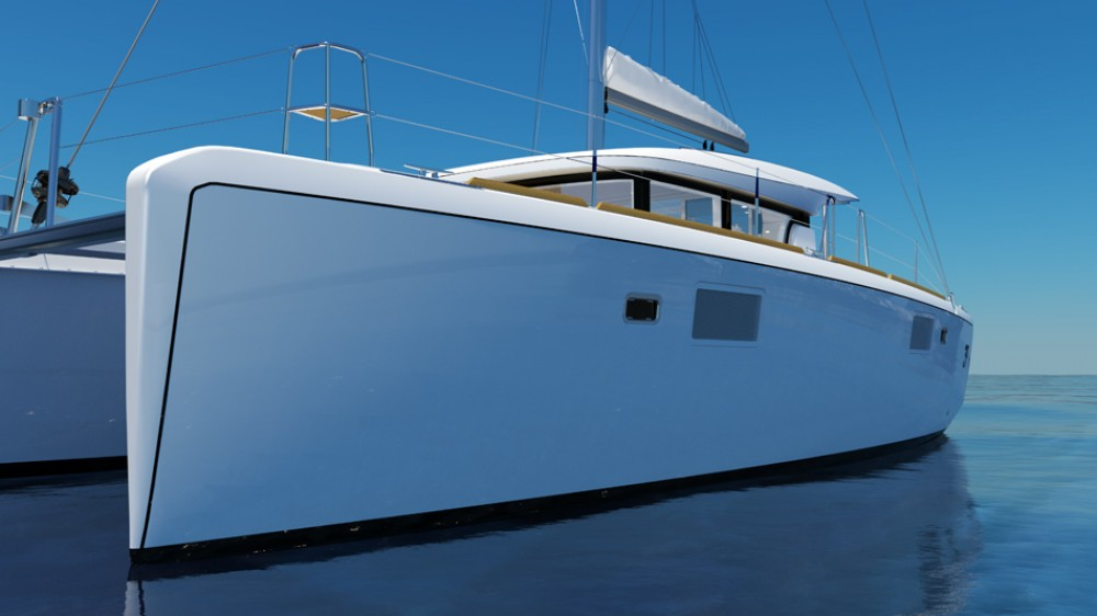 Lagoon 39 between personal and professional Trogir