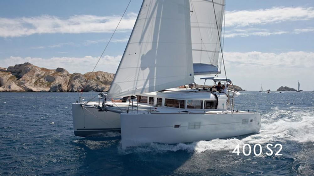 Boat rental  Lagoon 400 S2 in Trogir on Samboat