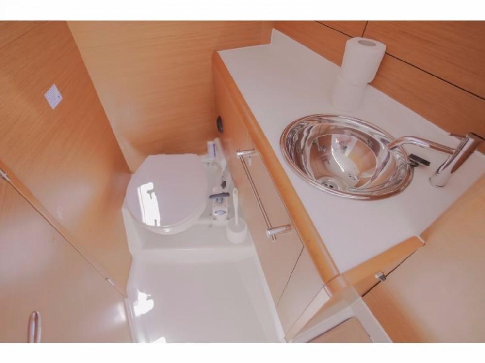 Rental yacht Trogir - Jeanneau Sun Odyssey 449 on SamBoat