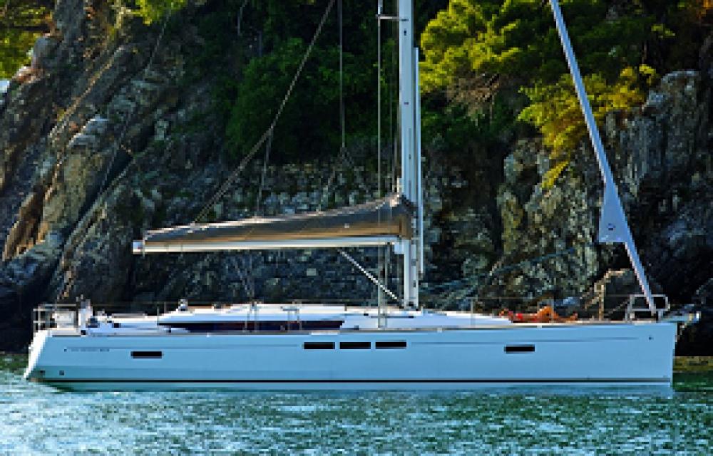 Rental Sailboat in Dubrovnik - Jeanneau Sun Odyssey 519