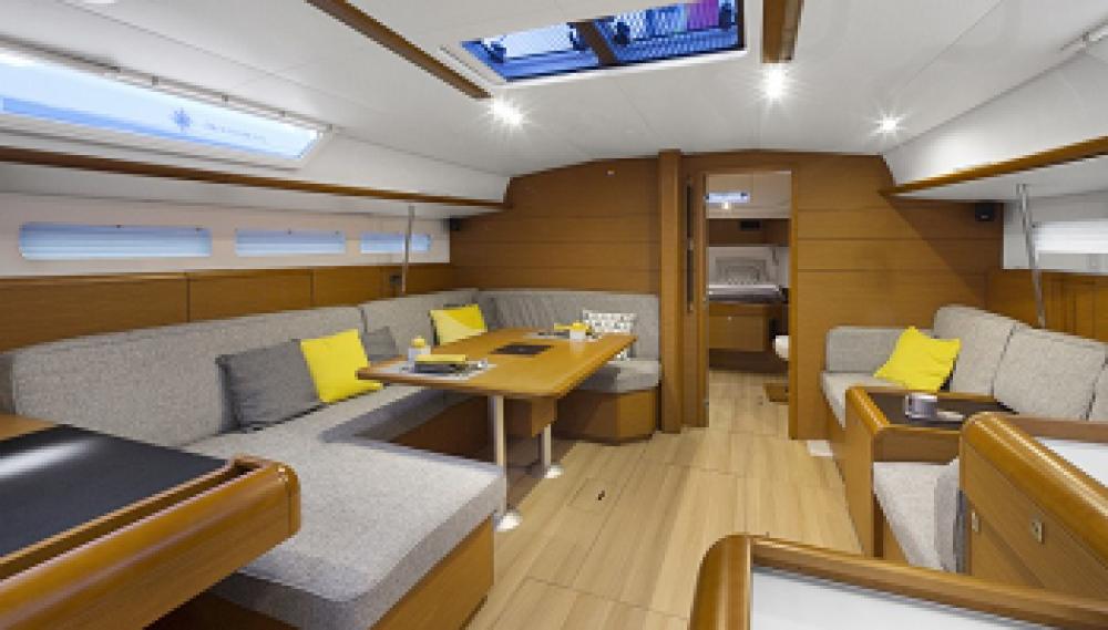 Rental yacht Dubrovnik - Jeanneau Sun Odyssey 519 on SamBoat