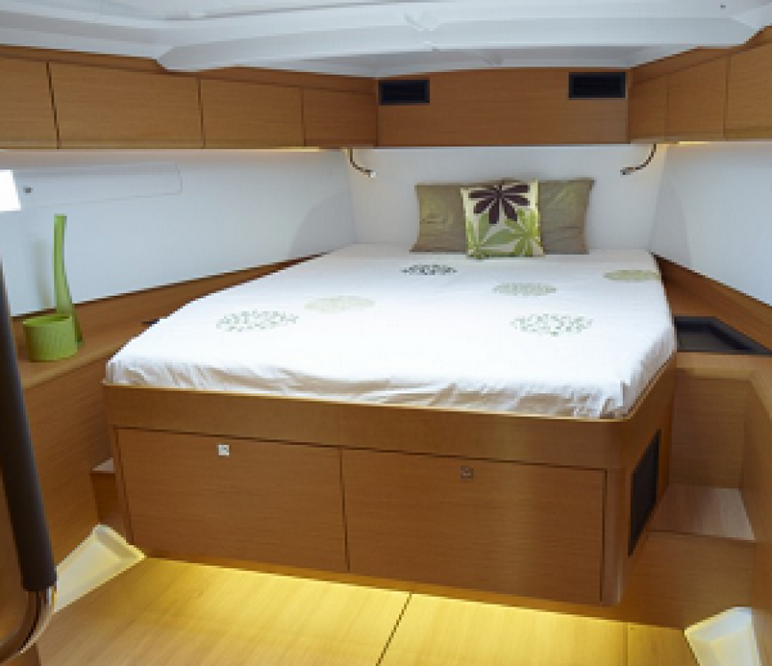 Jeanneau Sun Odyssey 519 between personal and professional Dubrovnik