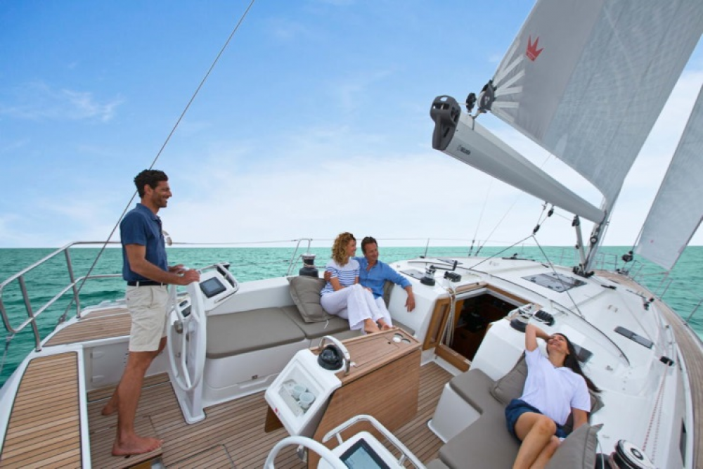 Rental yacht Trogir -  Bavaria 51 Cruiser on SamBoat