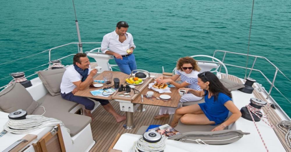 Boat rental  Bavaria 51 Cruiser in Trogir on Samboat