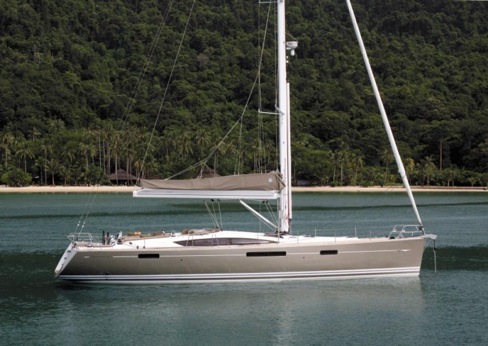 Rental yacht Trogir - Jeanneau Jeanneau 57 on SamBoat