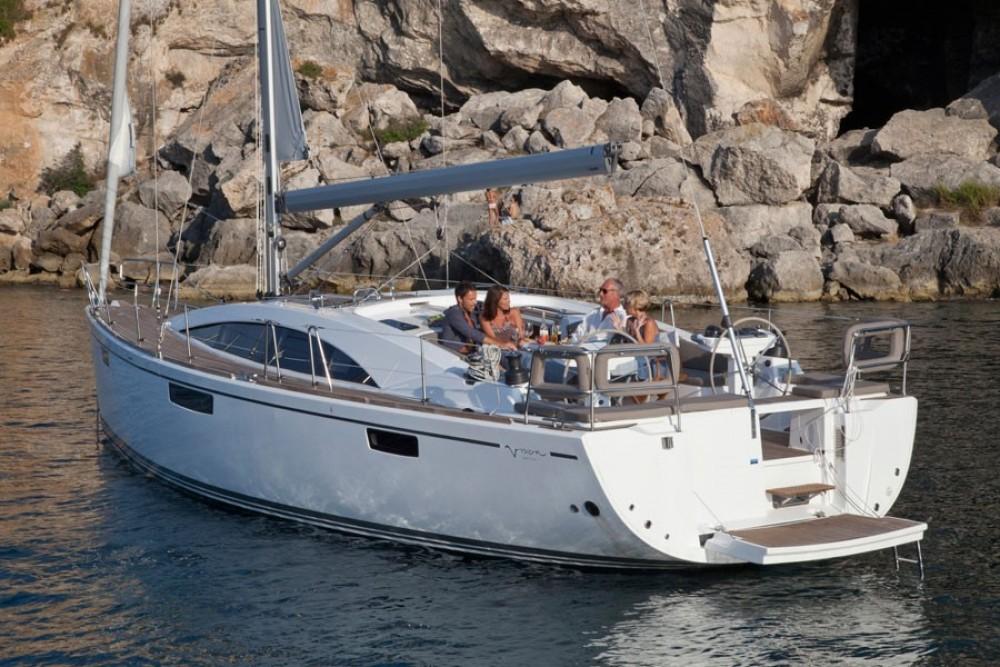Rental Sailboat in Trogir - Bavaria Bavaria 46 Vision
