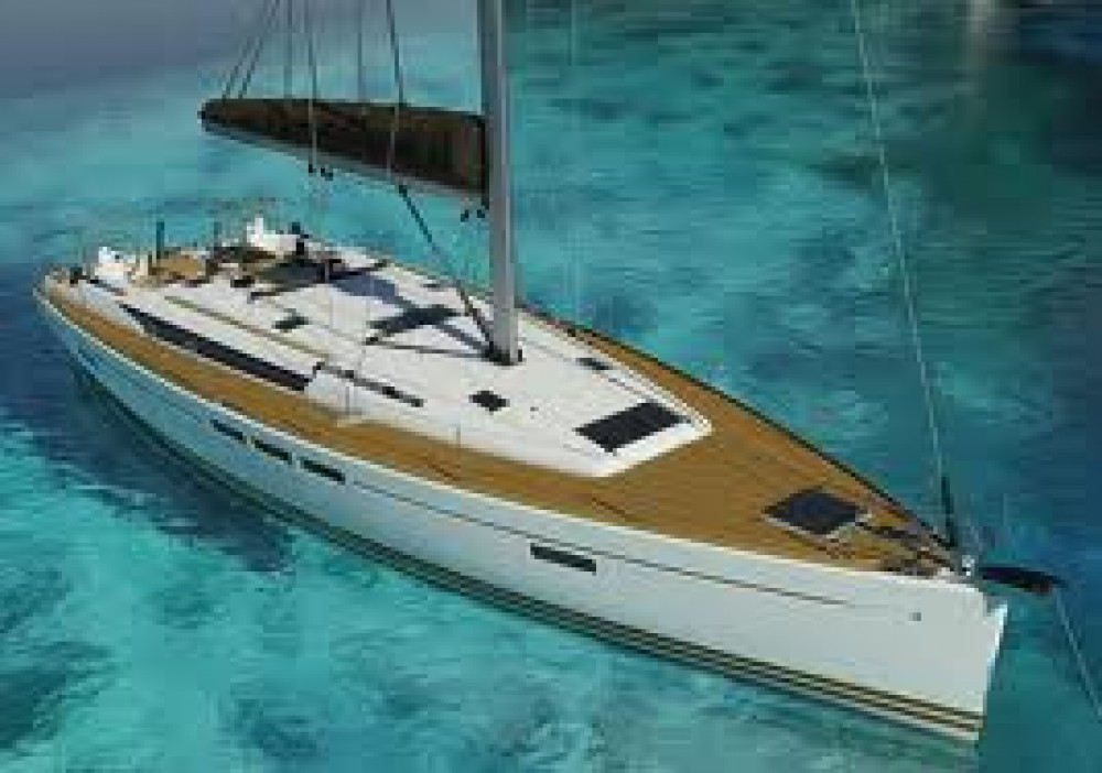 Jeanneau Sun Odyssey 509 between personal and professional Ragusa