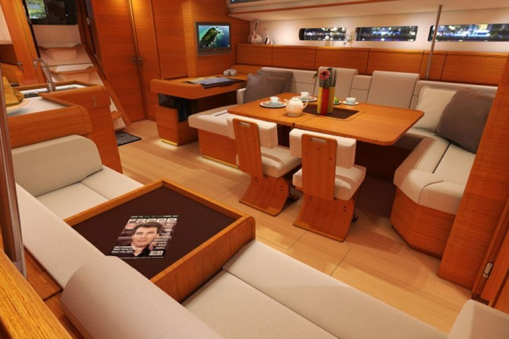 Rental Sailboat in Ragusa - Jeanneau Sun Odyssey 509