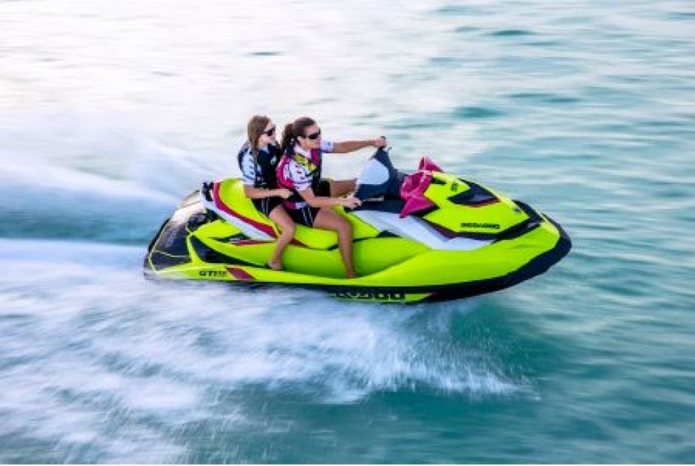 Hire Jet Ski with or without skipper Seadoo Cullera