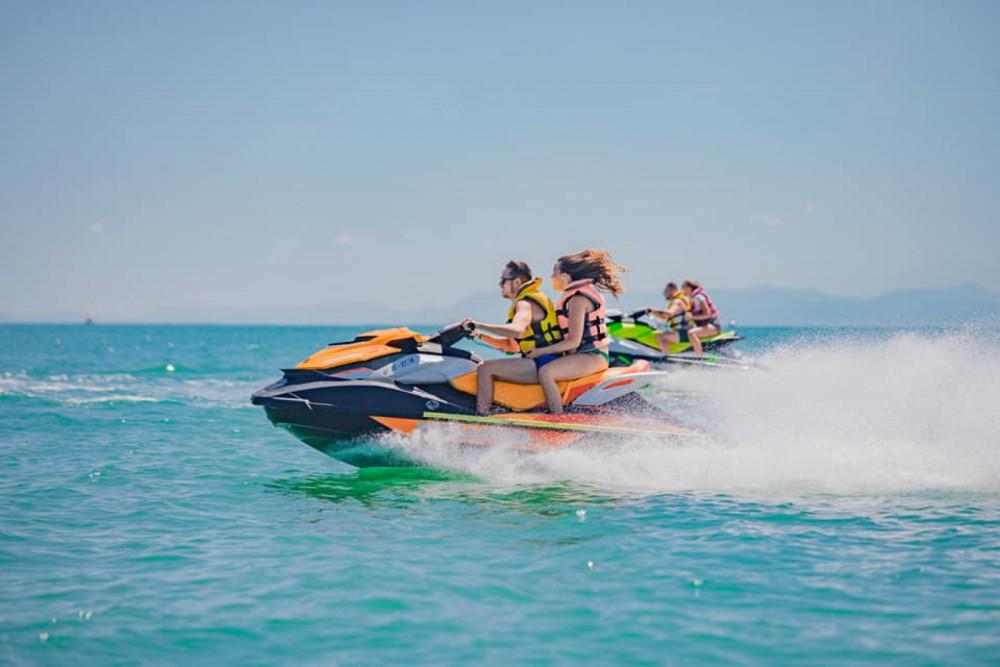 Rental Jet Ski in Cullera - Seadoo GTI