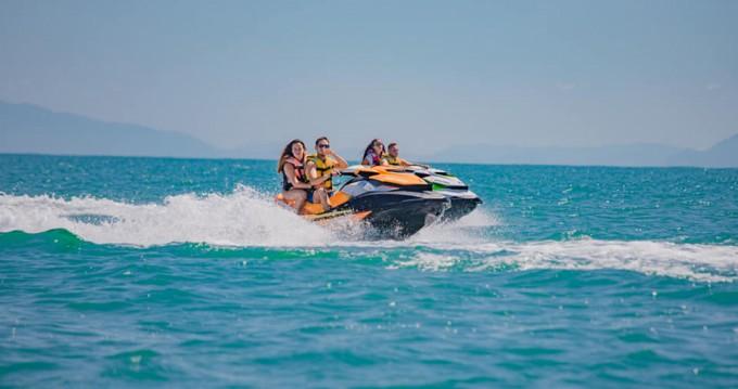 Rental Jet Ski in Cullera - Sea-Doo GTI