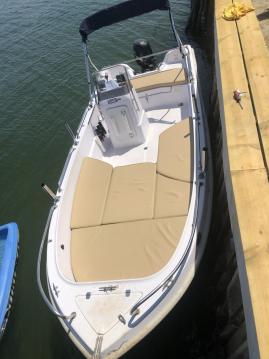 Rental Motorboat in Lège-Cap-Ferret - Poseidon Poseidon 550
