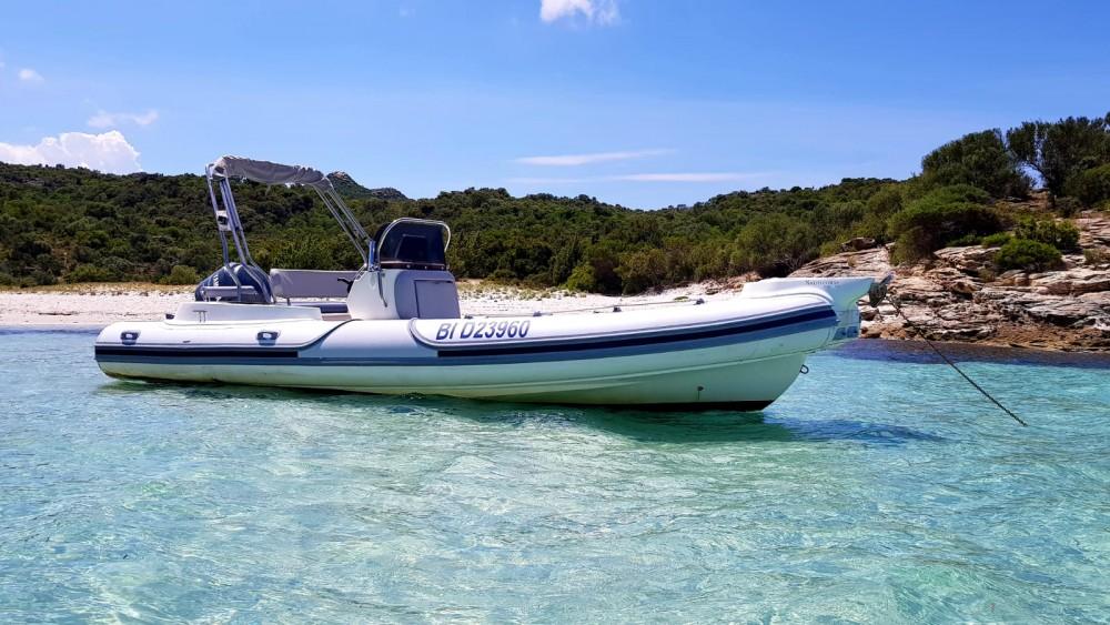Hire RIB with or without skipper Motonautica-Vesuviana Saint-Florent
