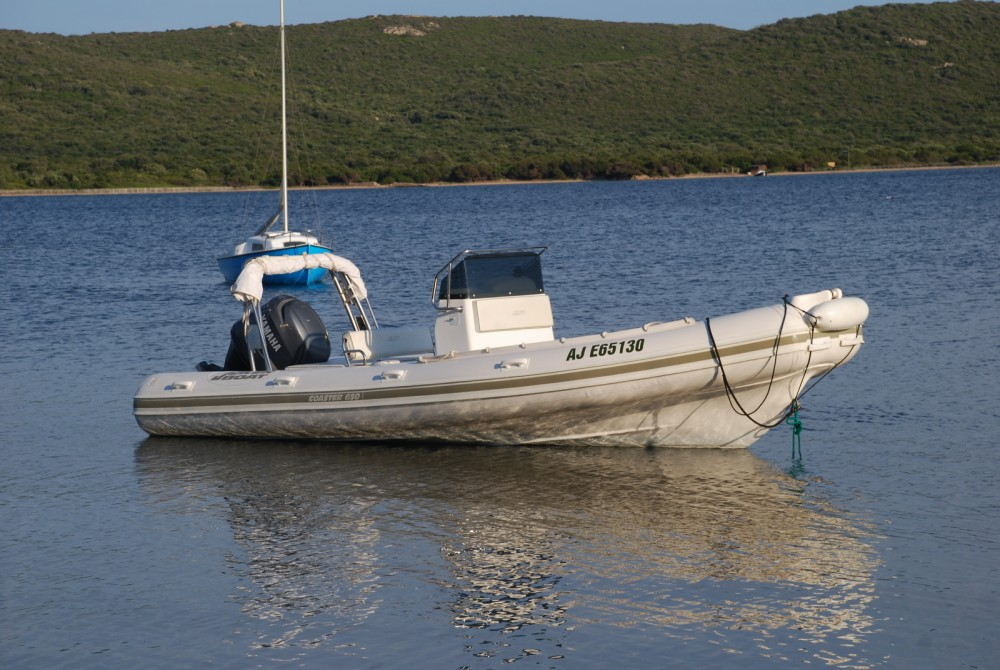 Joker Boat Coaster 650 between personal and professional Pianottoli-Caldarello