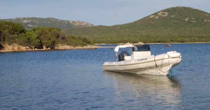 Rental RIB in Pianottoli-Caldarello - Joker Boat Coaster 650