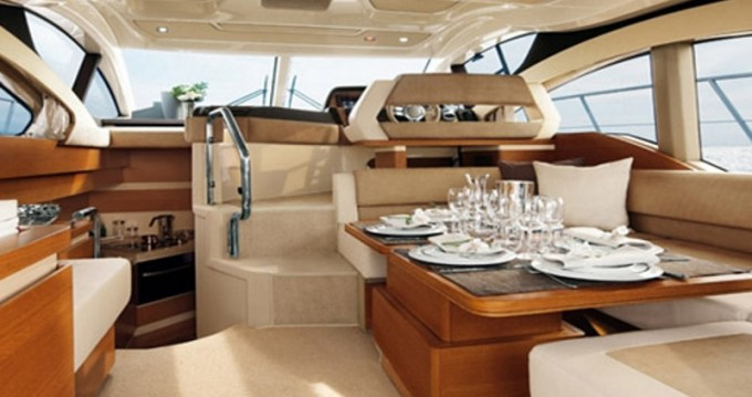 Boat rental Lefkada (Island) cheap Azimut 46