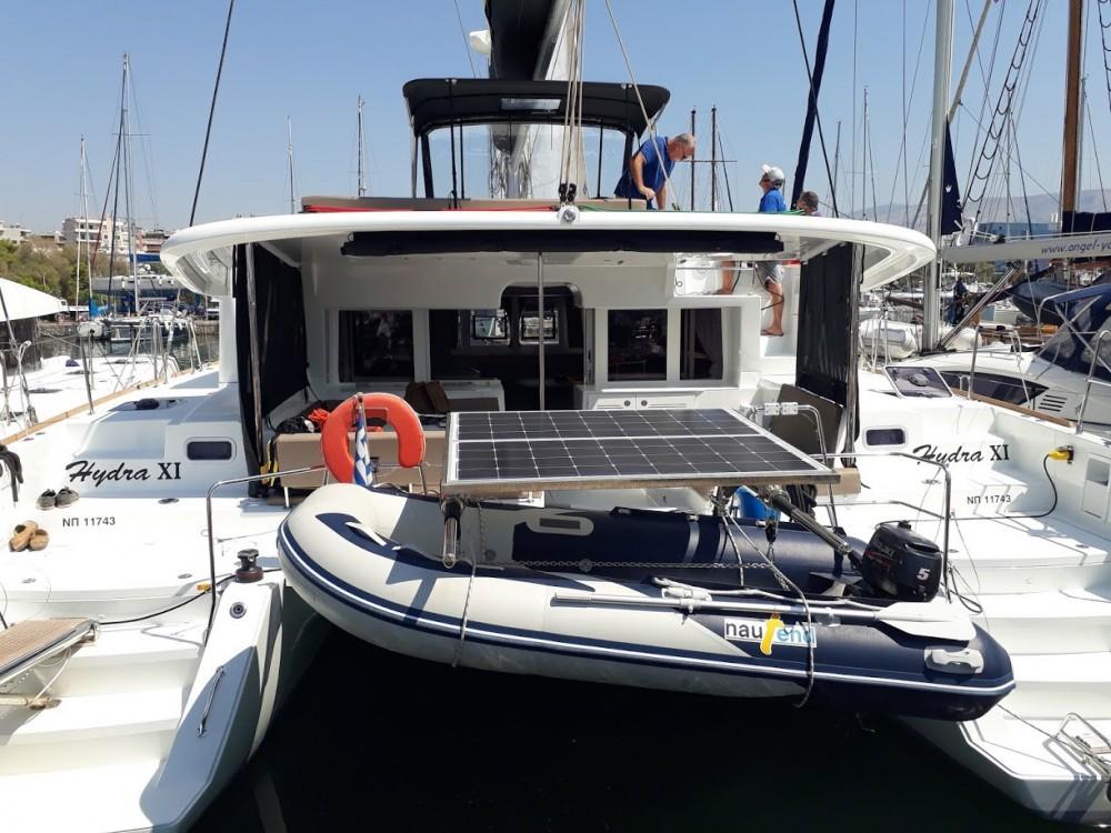 Rental Catamaran in Athens - Lagoon Lagoon 450