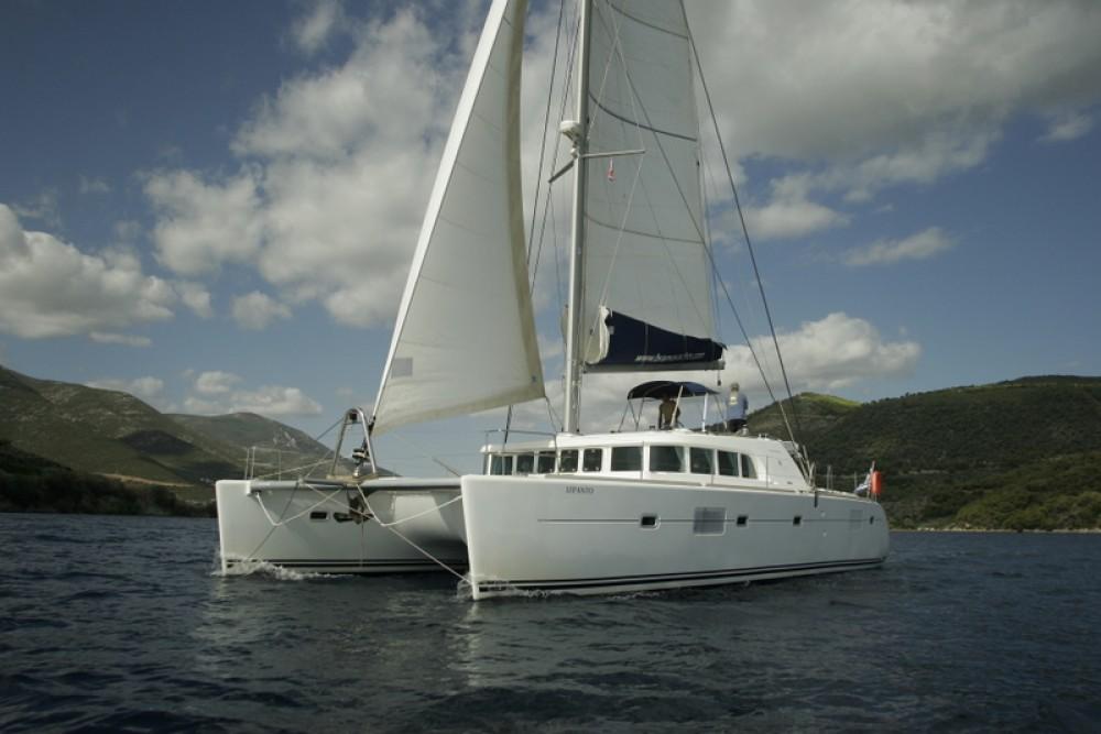 Rental Catamaran in Laurium - Lagoon Lagoon 500