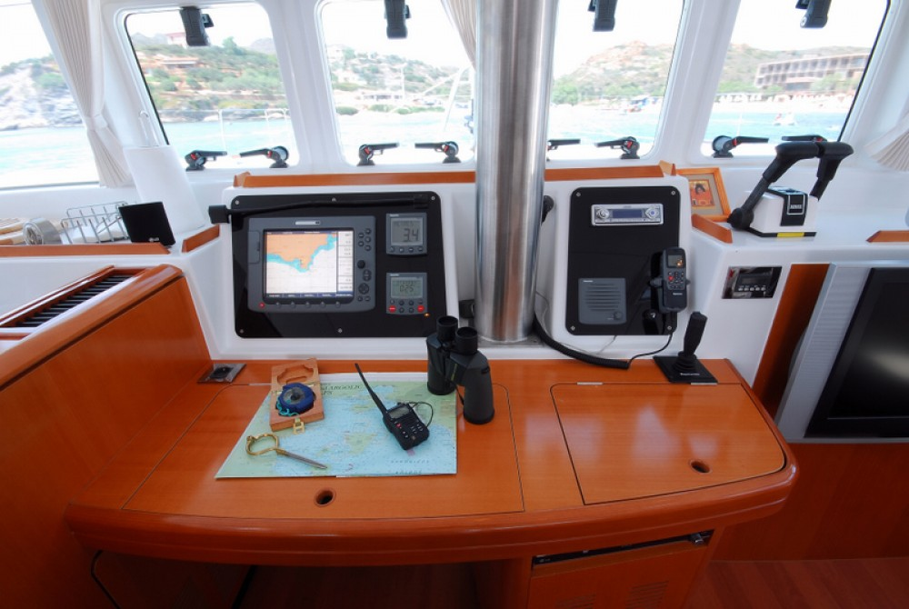 Rental yacht Laurium - Lagoon Lagoon 500 on SamBoat