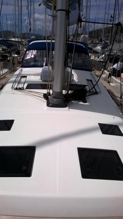 Rental yacht Trogir - Jeanneau Oceanis 60 on SamBoat