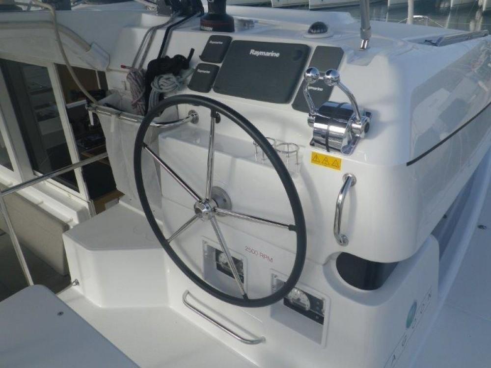Rental Catamaran in Trogir - Lagoon Lagoon 39