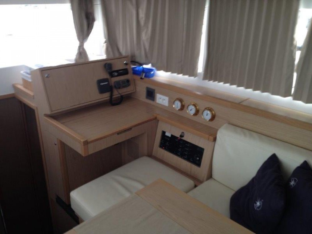 Boat rental Trogir cheap Lagoon 39