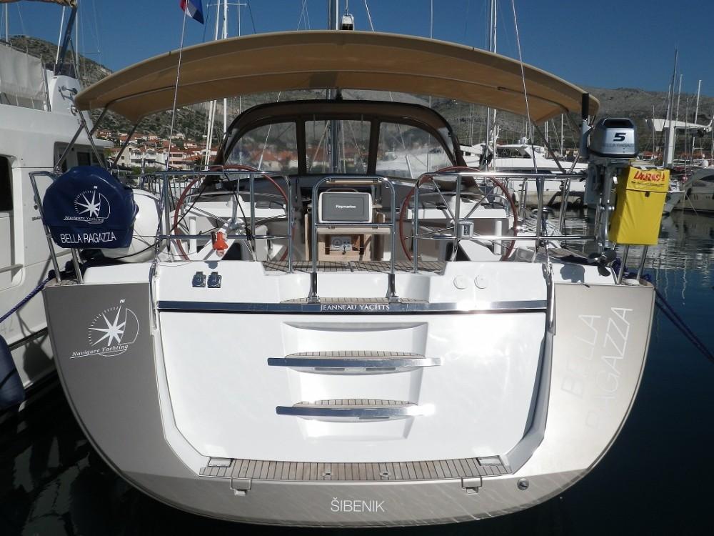 Rental Sailboat in Trogir - Jeanneau Jeanneau 57