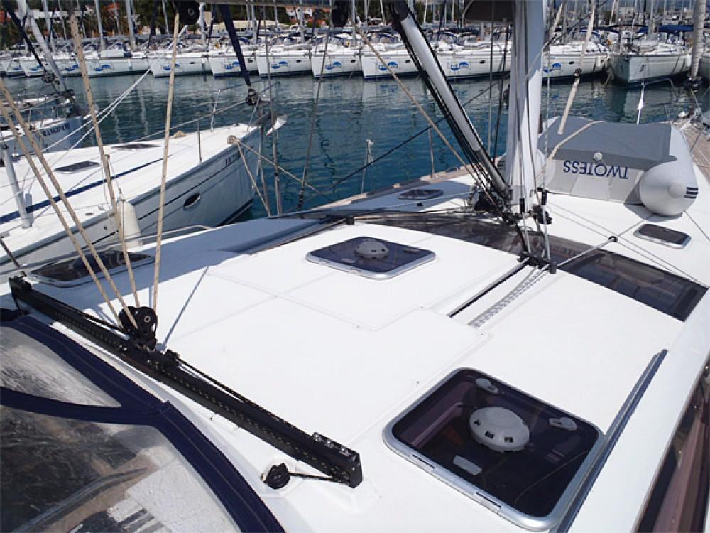 Rental Sailboat in Trogir - Jeanneau Jeanneau 53