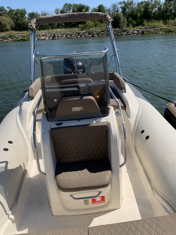 Hire RIB with or without skipper Lomac Hyères