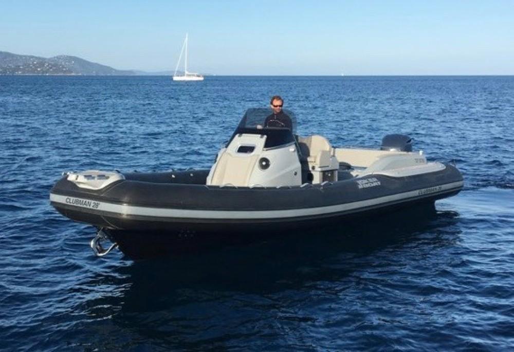 Rental yacht Bormes-les-Mimosas - Joker Boat Clubman 28 on SamBoat